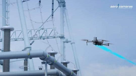 Los drones de la policía que operarán en A Coruña en septiembre podrán reconocer rostros a 300 metros